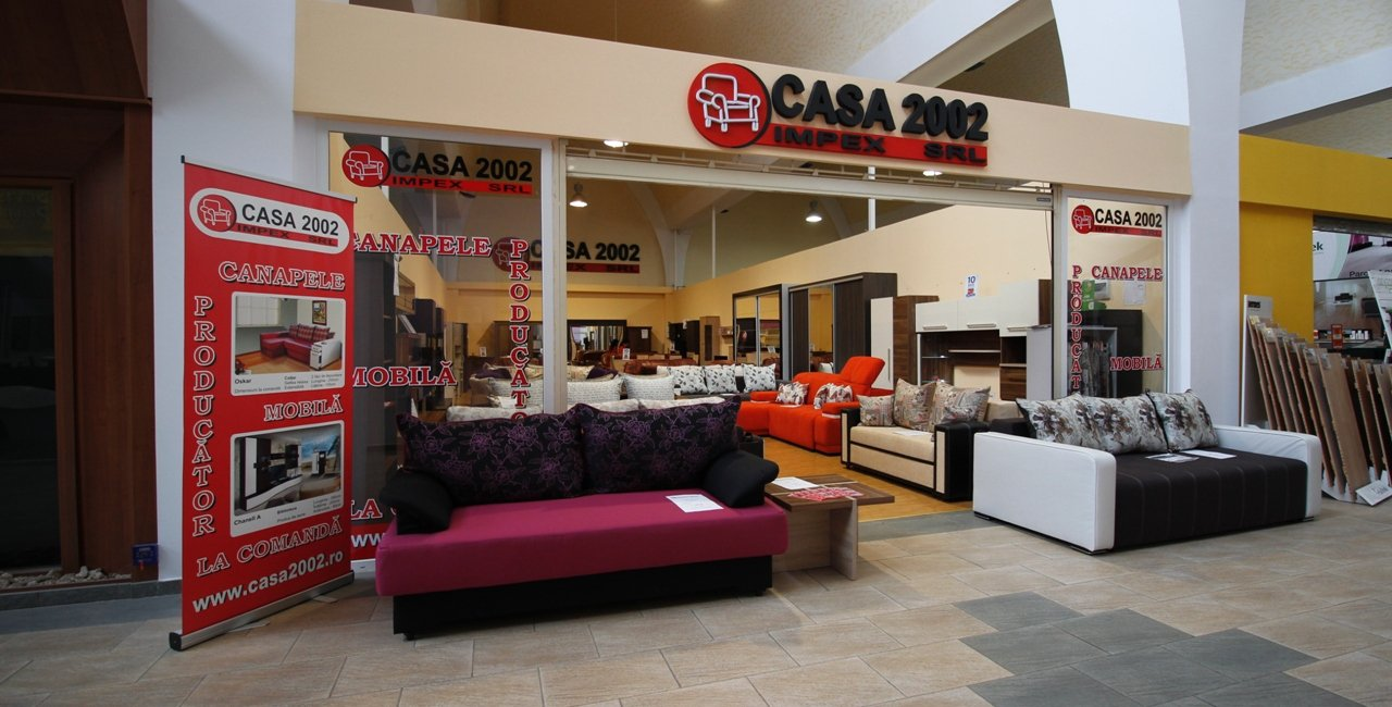 Showroom HD Mall - Casa2002